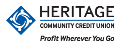 Heritage Community Credit Union Investment & Retirement Services